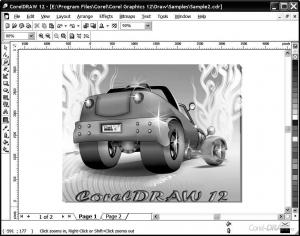 Как пользоваться CorelDraw картинка №2